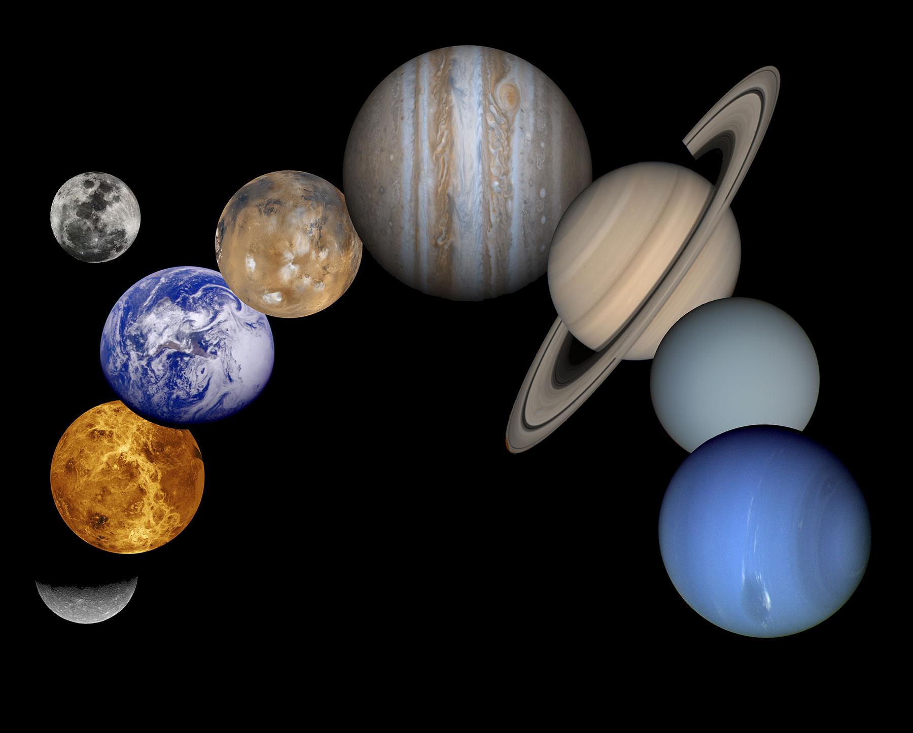 Motions Of The Solar System Field Trip Planetarium Show