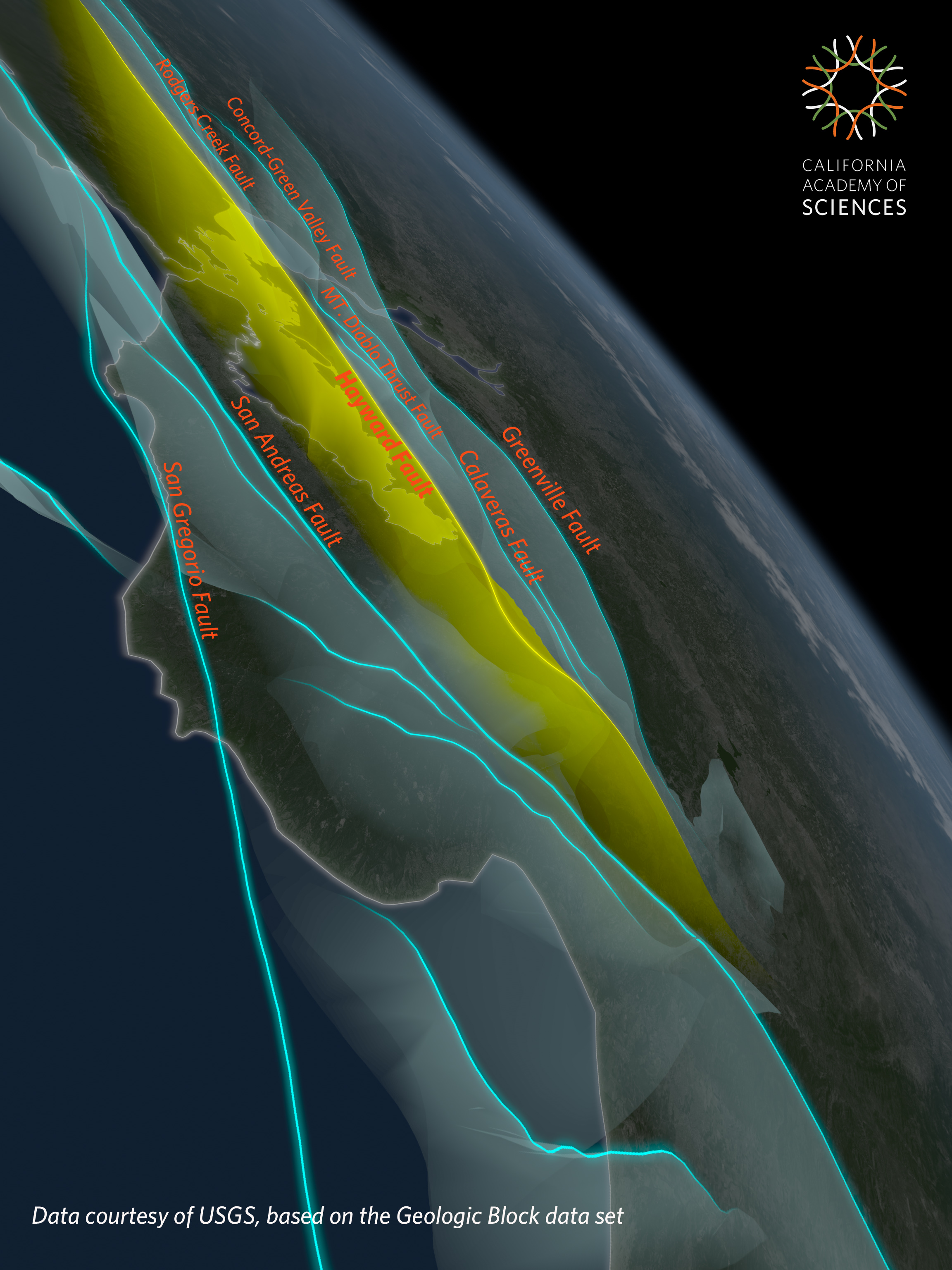 Educator Guide Exploring Earthquakes QUEST KQED Science - Triangulating earthquakes blank us map