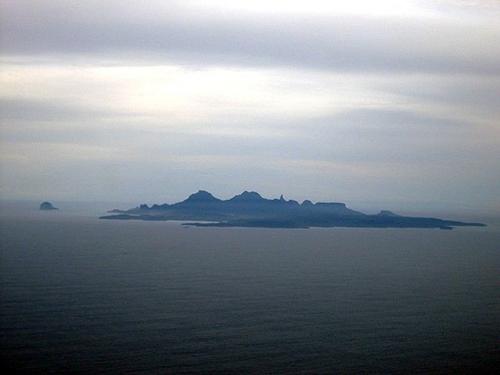 The Race Principe Island A New World Biosphere Reserve