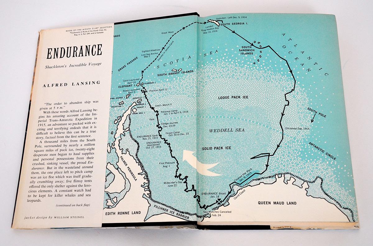 a journey to antarctica in endurance by alfred lansing Skickas inom 2‑5 vardagar köp boken endurance av alfred lansing  the endurance and set sail for antarctica,  impossible journey over 850 miles of.