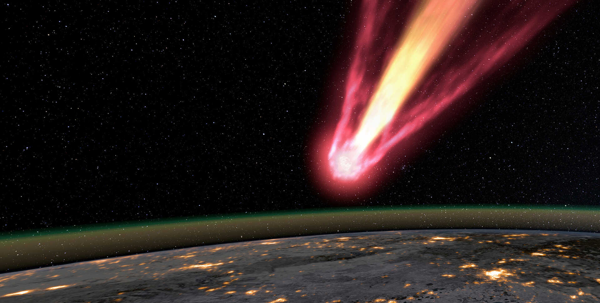 Chelyabinsk meteor Image Credit: California Academy of Sciences Visualization StudioChelyabinsk. Image