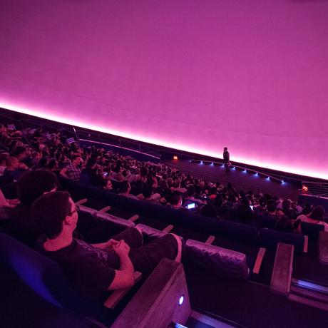 Academy Update Morrison Planetarium calacademy nightlife