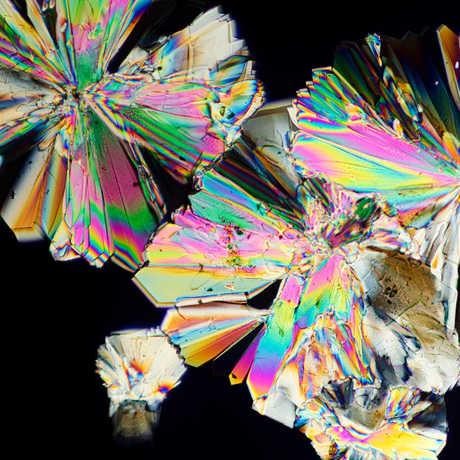 Tiny crystals