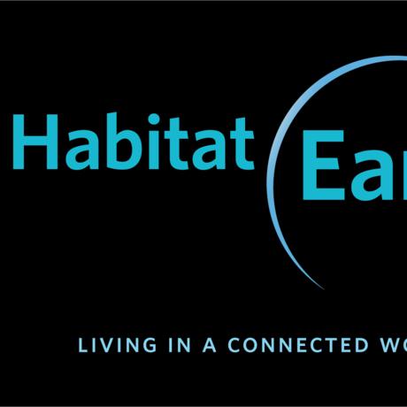 habitat earth logo