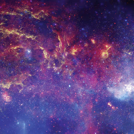 Images from Spitzer