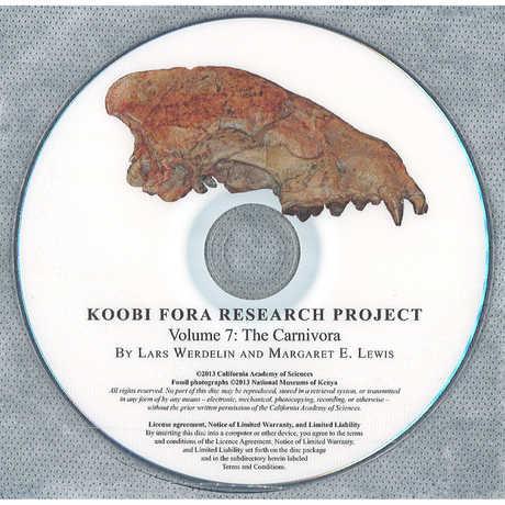 Koobi Fora Research Project: Volume 7: The Carnivora