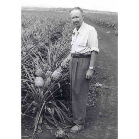 Carl Austin Rietz Collector of the Rietz Collection of Food Technology