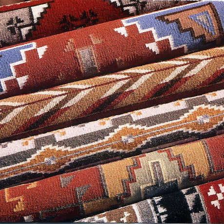 Navajo-Style Rugs from the collections.
