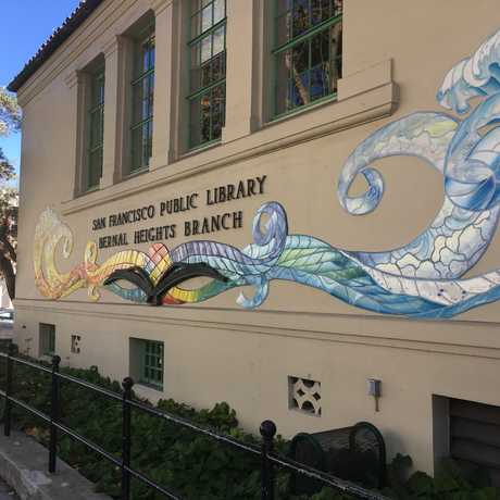 Bernal Heights library from baynewsnow.com