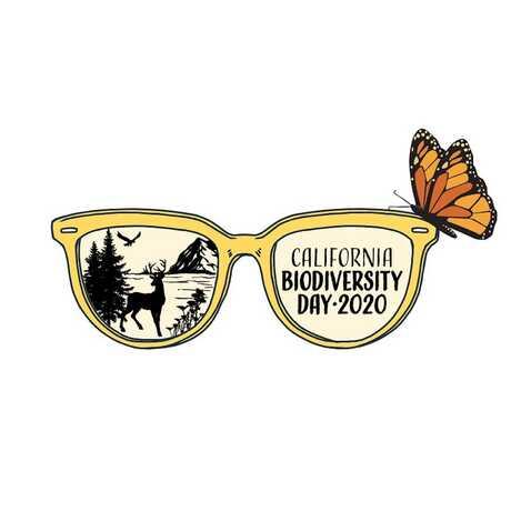 California Biodiversity Day 2020 Logo