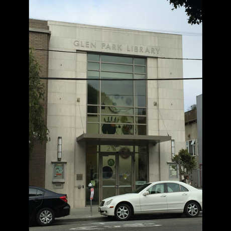 Glen Park branch photo by Andrew D. on Yelp