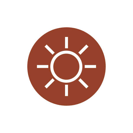 Exploring energy icon