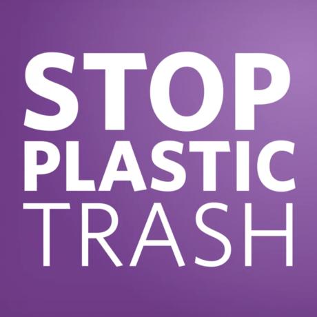 Stop Plastic Trash