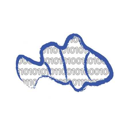 Analyzing data icon