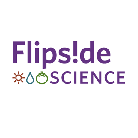 Flipside Science Wordmark