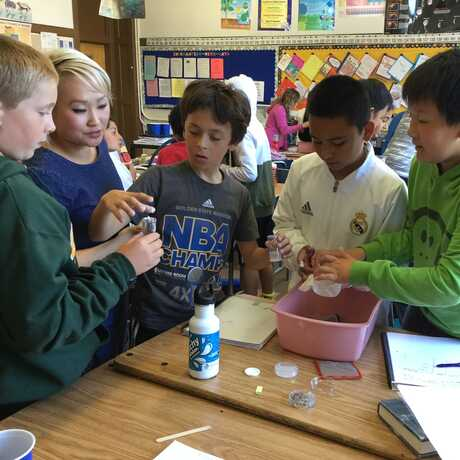 Reflecting on science learning