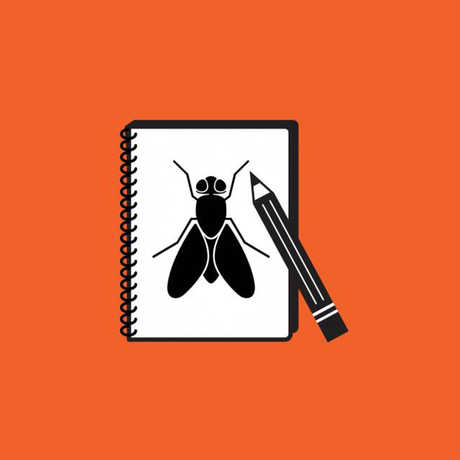 bug notebook