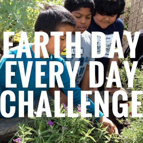 SFUSD Earth Day Every Day Challenge