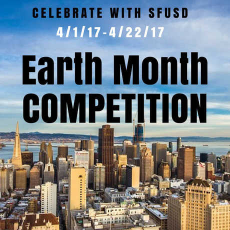 Earth Month Competition