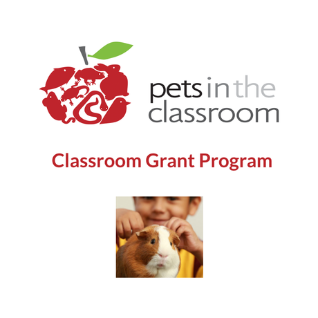 Pets in the Classroom grant program