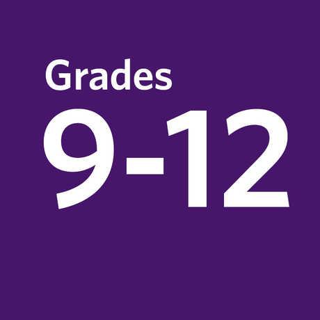 grade 9-12 lesson plans