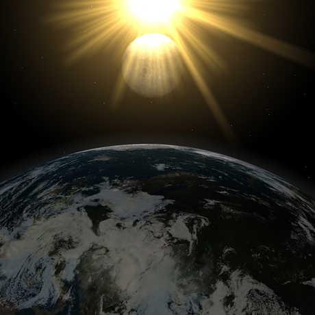 Earths Energy Balance