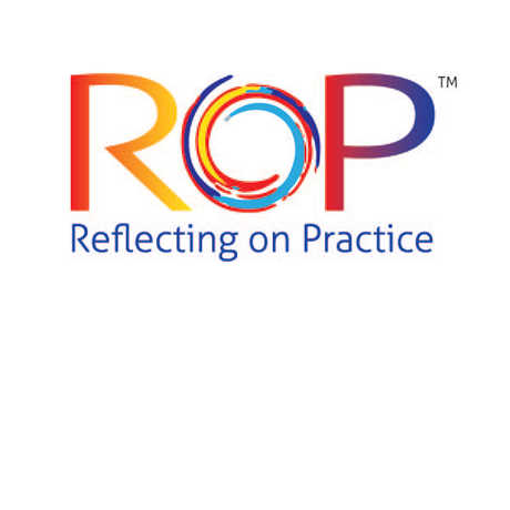 reflecting on practice logo