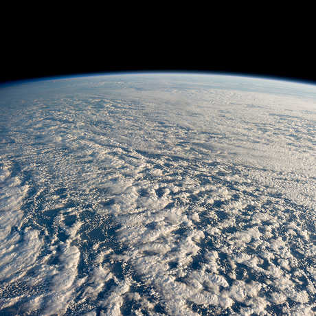 Weather patterns from space