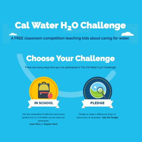 Cal Water H2O Challenge