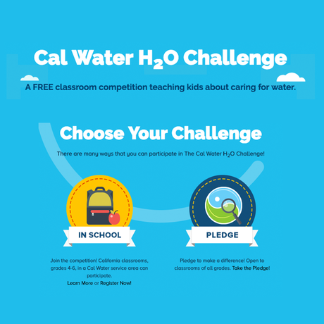 Cal Water H2O Challenge
