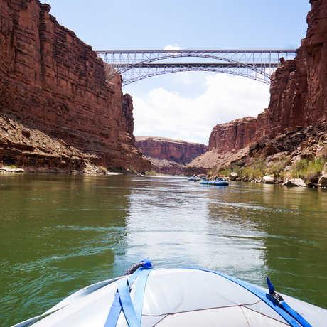 Grand Canyon rafting trip