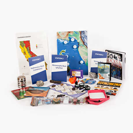 California Geology Kit