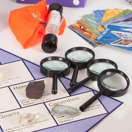 Geology Kit Activity