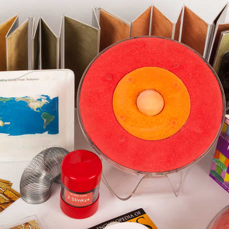 Geology Science Kits for Middle and High School Teachers