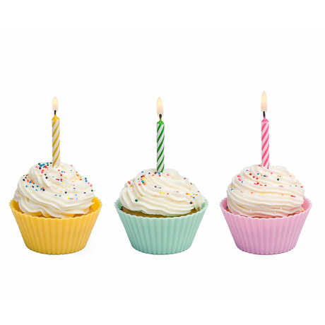 Celebrate with cupcakes!