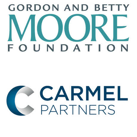 Gordon and Betty Moore Foundation; Carmel Partners