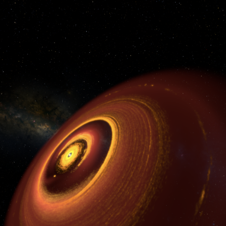 Image Credit: California Academy of Sciences Visualization Studio
