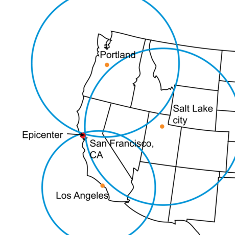 exploring earthquakes california academy of sciences. Black Bedroom Furniture Sets. Home Design Ideas