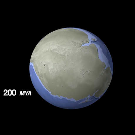 Plate tectonics video crop
