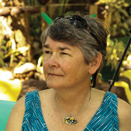 Meg Burke portrait