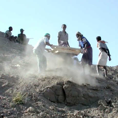 Sifting on the Dikika archaeological site