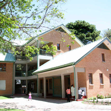 The Madagascar Biodiversity Center in Antananarivo