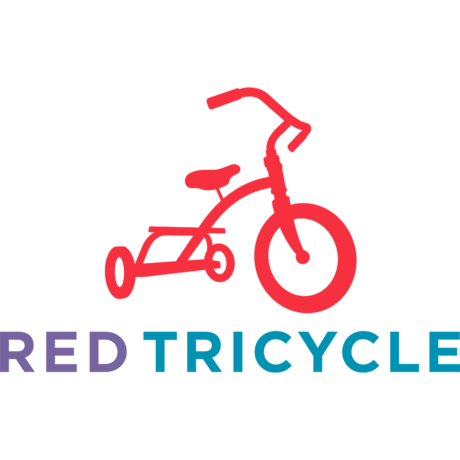 Red Tricycling logo