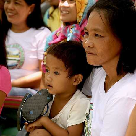 Outreach in the Philippines