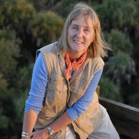 Meg Lowman, PhD, a.k.a Canopy Meg