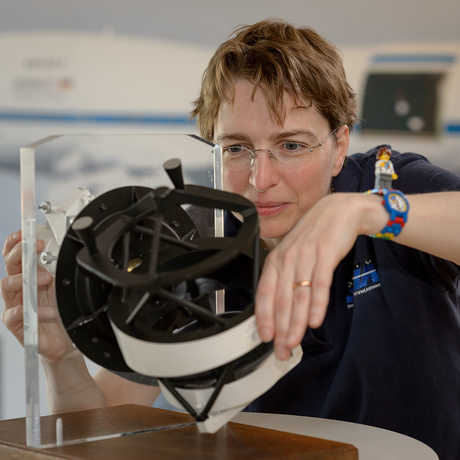 Dr. Kimberly Ennico Smith is Project Scientist for the SOFIA airborne observatory