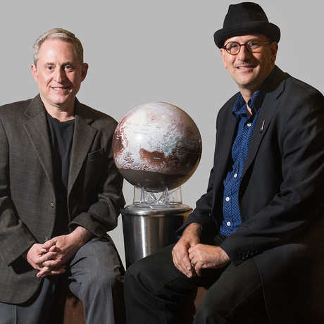 Alan Stern and David Grinspoon