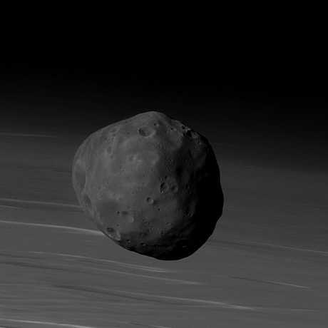 ESA Phobos and Mars