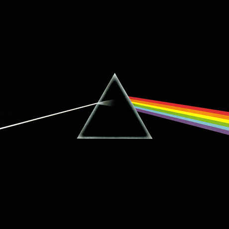 Prism made famous by Pink Floyd