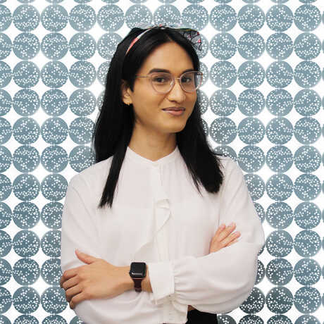 Portrait photo of Aflah Hanafiah